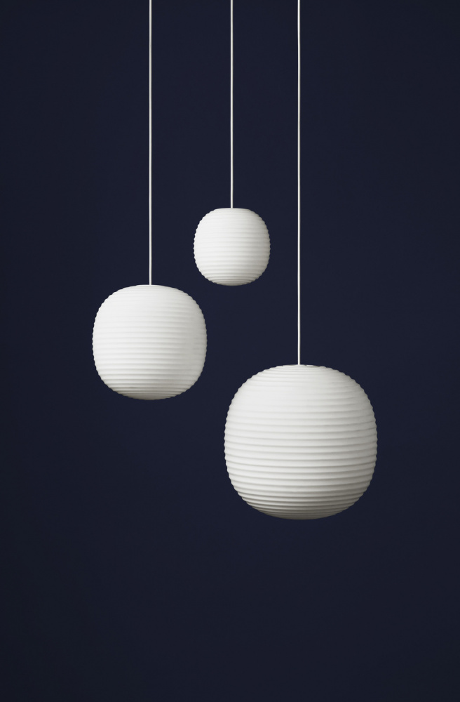 0 New works - Lantern pendant Ø300